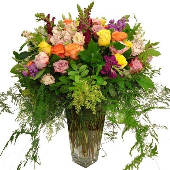 Grand English Garden [PB9394] - $375.00 : Boca Raton, FL Florist ...