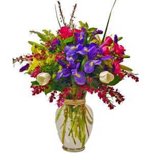 Classic or Traditional Flower Styles